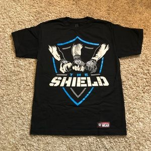 WWE Shield T-shirt
